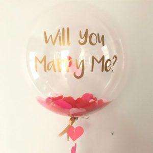 ลูกโป่ง เชียงใหม่ will you marry me?