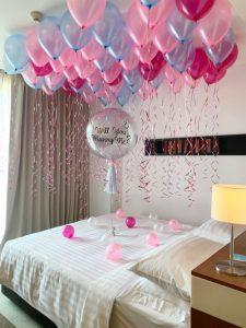 เซทลูกโป่งวันเกิด จัดห้องราคาถูก